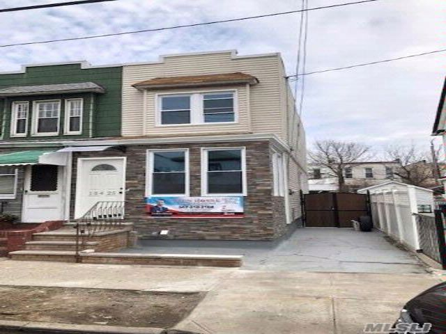 3 BR,  2.50 BTH  Colonial style home in Ozone Park